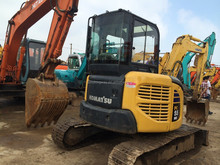 Japan original used PC55 mini digger for sale / hot sales used PC55 excavator for new zealand
