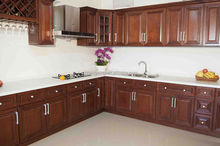 2015 hot american wood kitchen cabinet USA