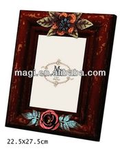 Wholesale Distressed Wooden Frame For Picture
