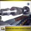 OEM manufacture stainless steel shaft forging with machining