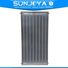 Flat Plate Thermodynamic High Pressure Hot Water Heating the Solar Panel