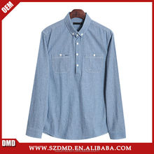 New design casual oxford shirt for man