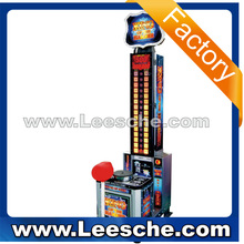 LSJQ-336 Big Hammer coin operated electronic basketball game/basketball game machine/kid basketball arcade game machine rb13