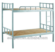 good quality steel pipe bunk bed with fashion look