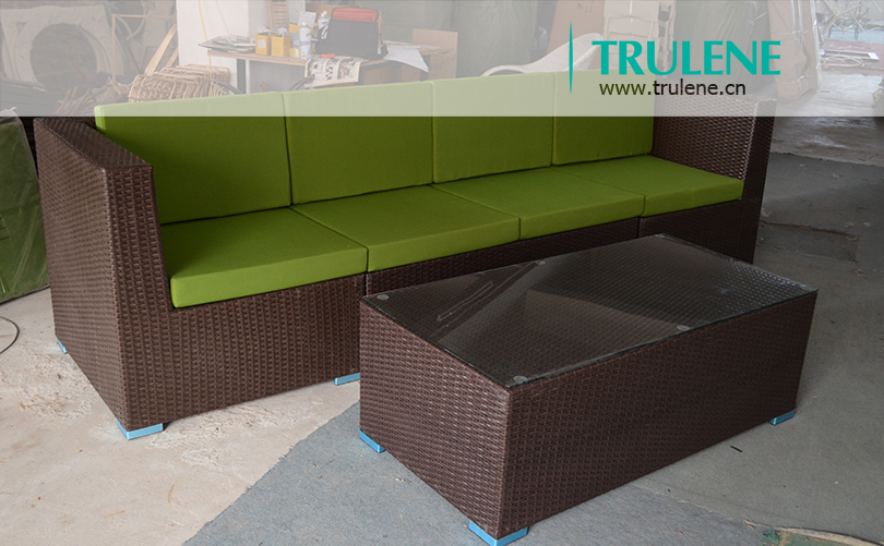 mobiliario de jardim vime:de jardim define / PE vime móveis para sala de estar-Conjuntos de