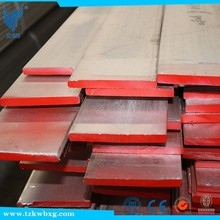 304 Stainless Steel Flat Rod polished