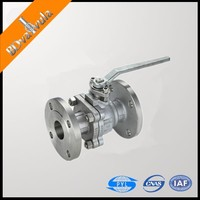 Medium pressure ball valve ANSI Stainless Steel SS ball valve