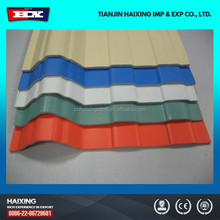 high quality copper colored metal roof