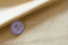 Polyester cotton jacquard elastic fabric