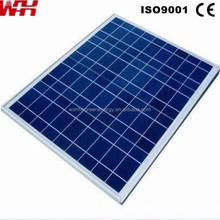2015 best price 40w 18v polycrystalline silicon solar panel power system