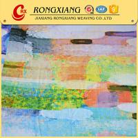 China Manufacturer Soft Fancy printed silk georgette fabric