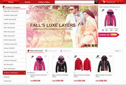 IShop4 | ecommerce website build