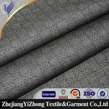 2015 Check Polyester rayon/viscose Spandex fabric for making pant