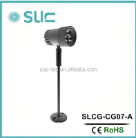 3W DC24V high pole LED furniture showcase light