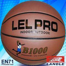mini size pvc pu rubber football volleyball and basketball
