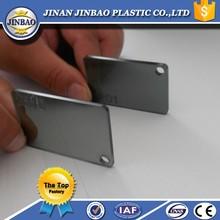 china wholesale good performance smoked plastic sheet