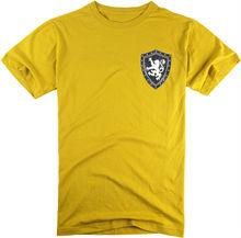 European Cotton Super Soft Blank T-Shirt Dress Side Split