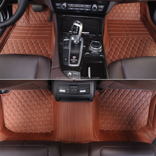 High quality car carpet right hand drive 3d car mat for Ford Explorer