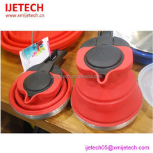 Wholesale Durable Red Stainless Steel Gas Water Kettle