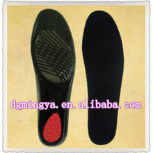 Sport silicone gel shoe insole