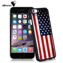 "Epoxy gel skin case oil painting PC Case Protector Cover for Apple iPhone 6 4.7""/ Plus 5.5 and Samsung"