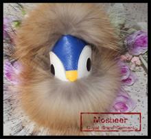 Fashion Raccoon Fur Gifts & Crafts Cheap Key Chains