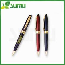 hot selling twist mechanism ball pen