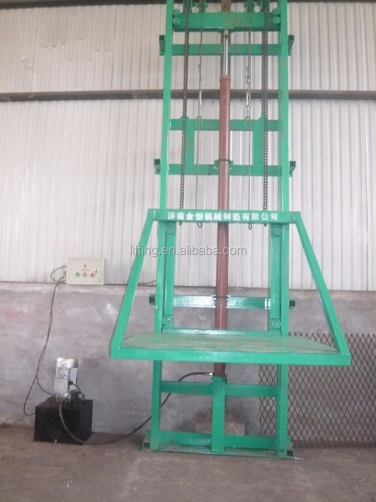 Residential Hydraulic Lifts : Electric hydraulic residential vertical lifts buy
