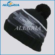 Paypal accept Custom Beanie Hats With top Ball