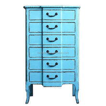 Soild wood cabinet with 4 drawers tall wood cabinet