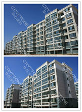 CRYSTONE super good quality exterior marble stone wall tile paint for building coating