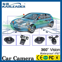 2015 Newest around 360 degree camera bird view system for car