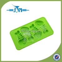 custom color silicone ice mold for wholesale