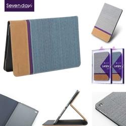 Lastest design litchi leather case for ipad 4