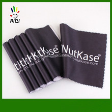 heat transfer printed microfiber cleaning cloth for glasses