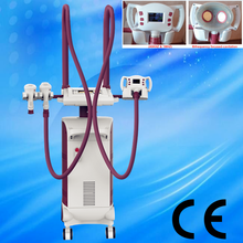 Newly designed hand piece safe and comfortable cavitation slimming breast enhancer equipment