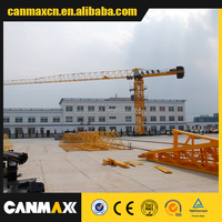 2015 New TC7030 Mobile TOPLESS Tower Crane