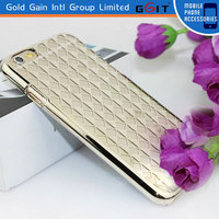 New Design for iPhone 6 Luxury Plating PC Cell Phone Case