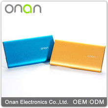 Onan Protable Intelligent Mini Power Bank With Color Window Packaging For Mobile Phone To Urgently Charge