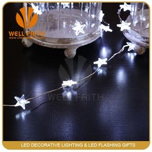 new christmas light hanging star ight chain christmas decoration