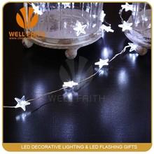new christmas light hanging star ight chain christmas decoration