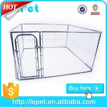 professional factory outdoor cheap chain link dog kennels