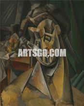 pittura astratta di picasso per arte della parete