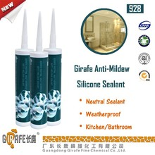 Premium Mould Resistant Neutral Silicone Sealant
