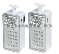 20+4 LED emergency light rechargeable emergency light and easy carrying