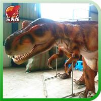 Hidden Leg dinosaur Costume, Barney dinosaur Mascot costume