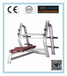 HT-023 2015 hot sales Olympic Flat Bench sport gym equipment,gym equipment name