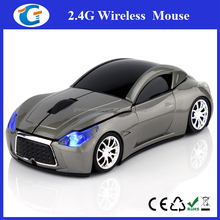 High Quality Wholesale Mouse 2.4GHz Wireless Infiniti Car Mouse