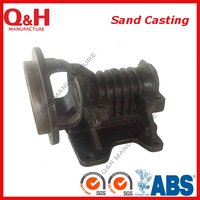TS16949, ISO9001 Foundry Products Sand Casting