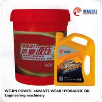 WEIJIN POWER HM 46#ANTI-WEAR HYDRAULIC OIL